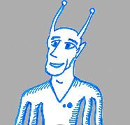 Cartoon, -- Alien Convention | - jason_bentsman | ello