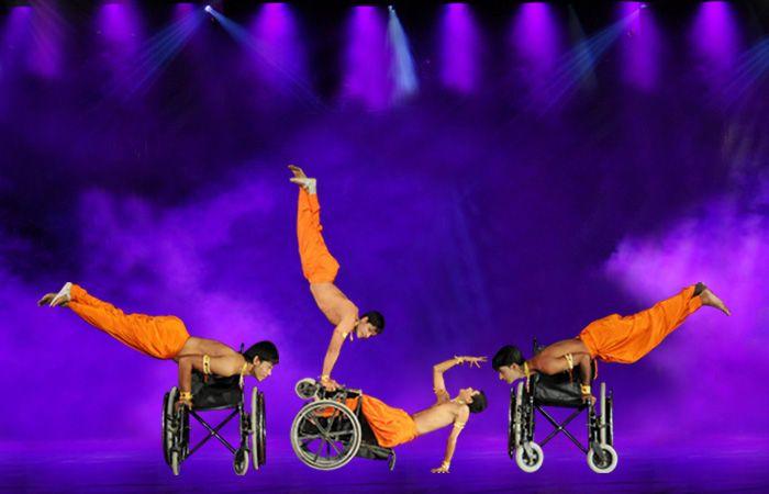 Wheelchair dancing growing expe - aamad | ello
