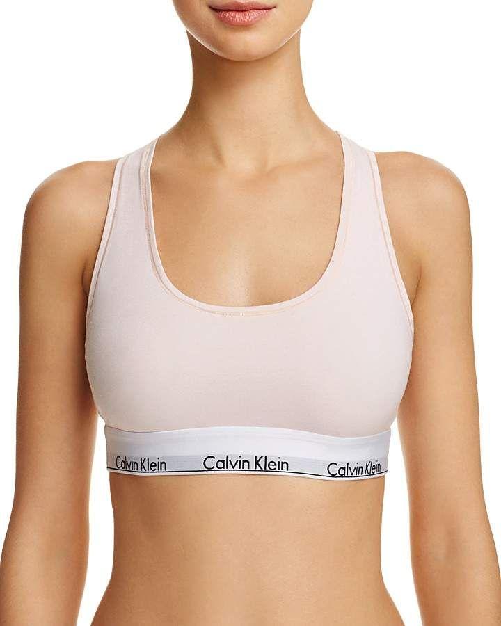 Calvin Klein Modern Cotton Bral - karadailyfashion | ello