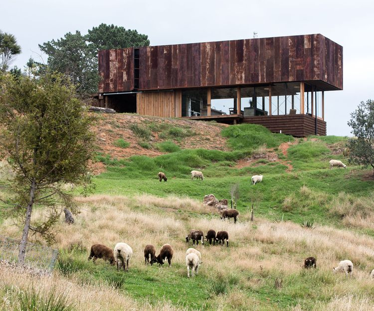 valley house Herbst Architects  - thetreemag | ello