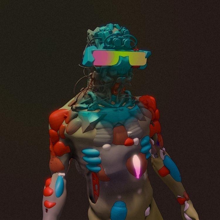 art 3d rift sculpting sculpt - digital - rv-lalo | ello