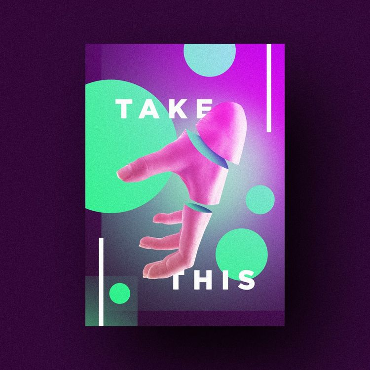 design, graphic, future, poster - vissotto | ello