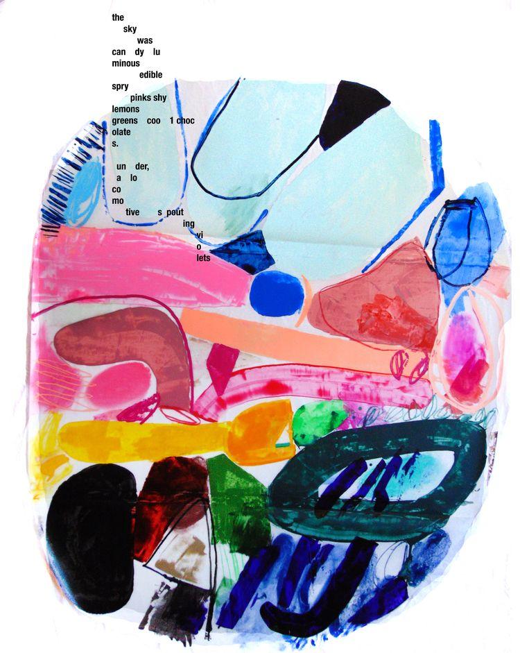Heather Chontos, painter love w - heatherchontos | ello