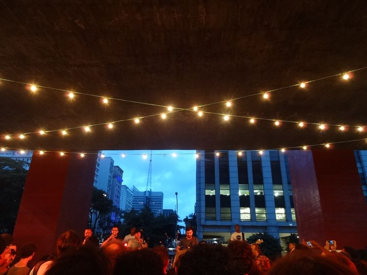 Show da BANDA BLACK RIO Vão liv - tinho53 | ello