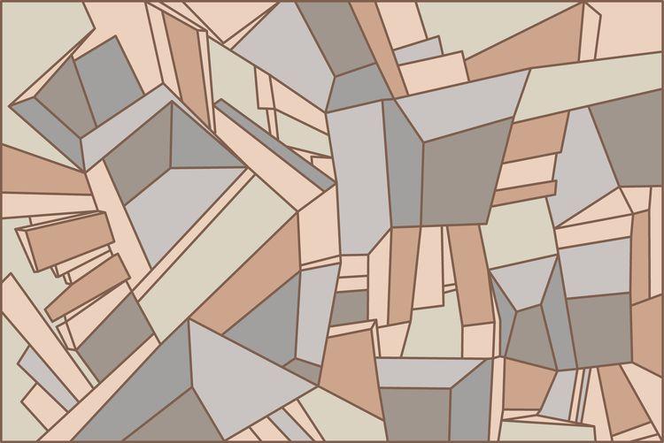 WINDOWS texture stylized window - lindaquaro | ello