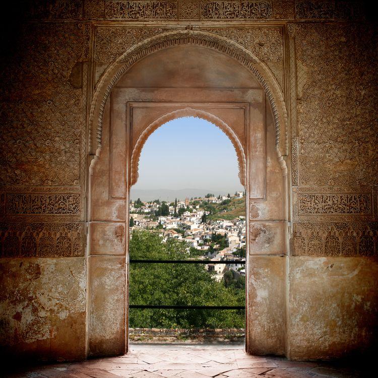 impressive portals overlooking  - forgottenheritage | ello