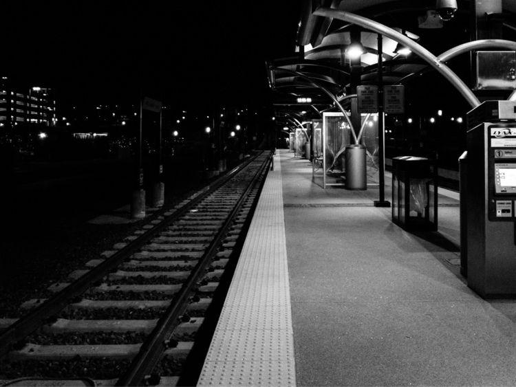 Ghost station leads - traintracks - underflow | ello
