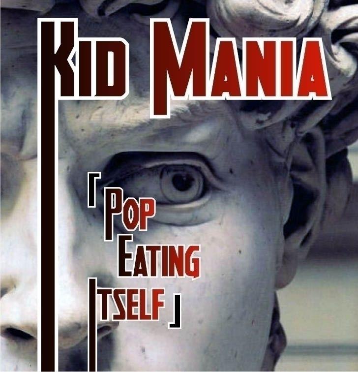 KID MANIA 『POP EATING BANDCAMP - cold6001   ello