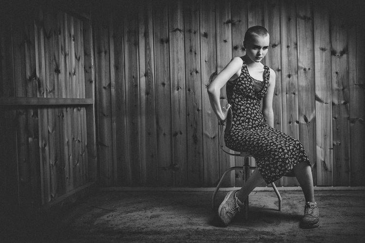 portrait, model, photography - dagasle | ello