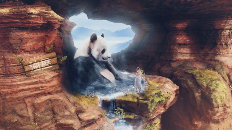 Panda Spa - abbeymarie   ello