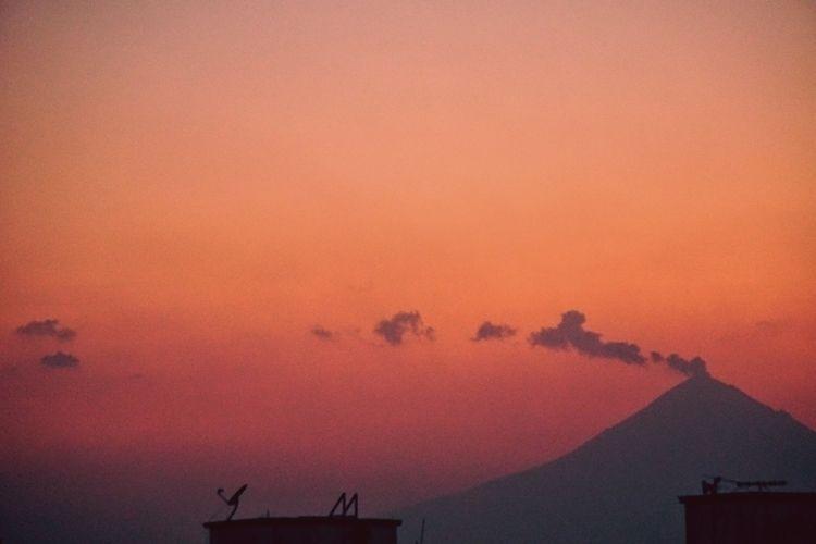 Popocatépetl balcony - a6000, ellophotography - melinart | ello