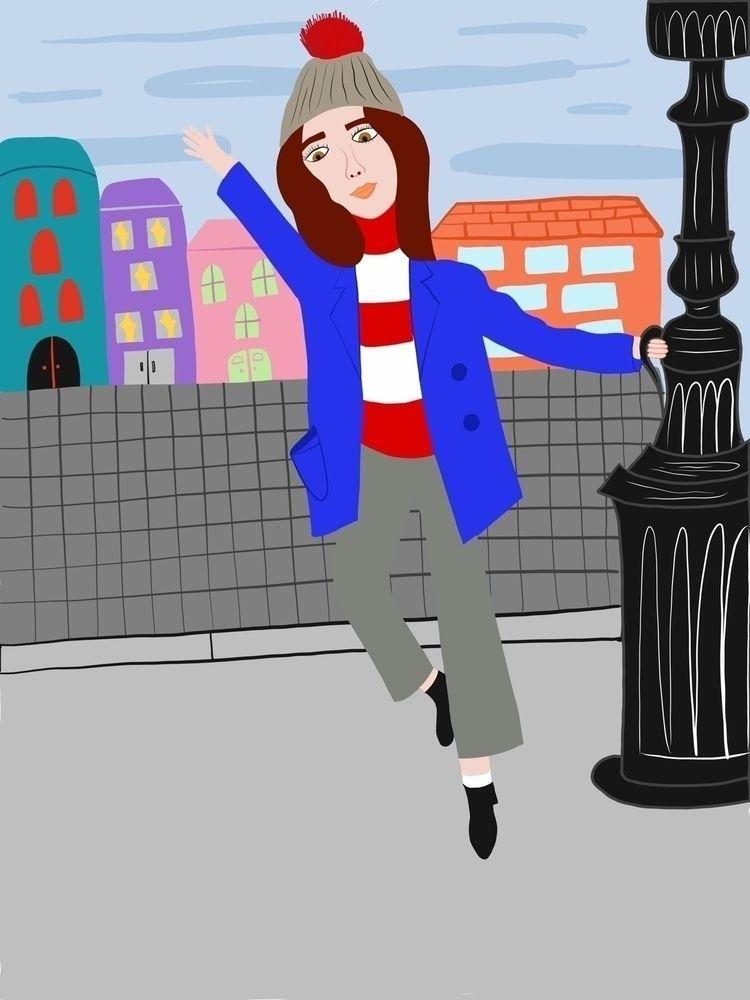 art, illustration, illustrator - cyncityart | ello