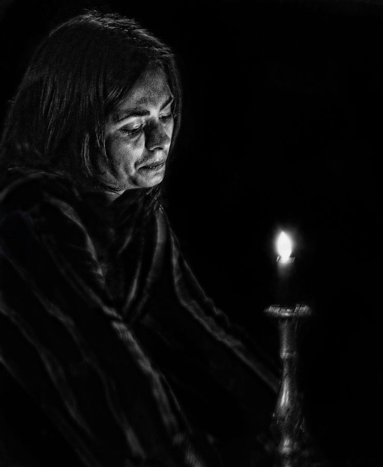 Night Watch - blackandwhite, portrait - cornelgin | ello