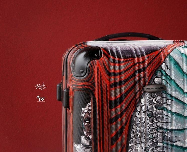 Exclusive suitcase style Thunde - danielskripnik | ello