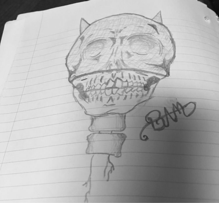 Classroom doodle - 2, blackandwhite - brandonmac57 | ello