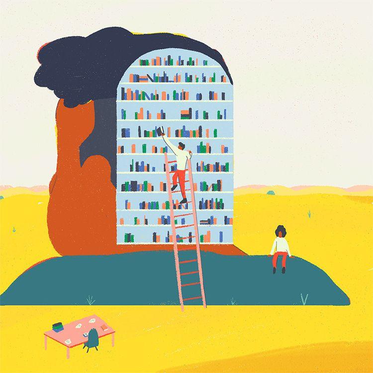 Mind Readers - illustration - erickmramos | ello