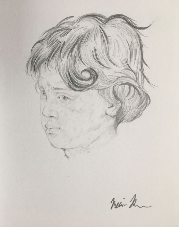 Personal Study Sketchbook (2017 - missymel6 | ello