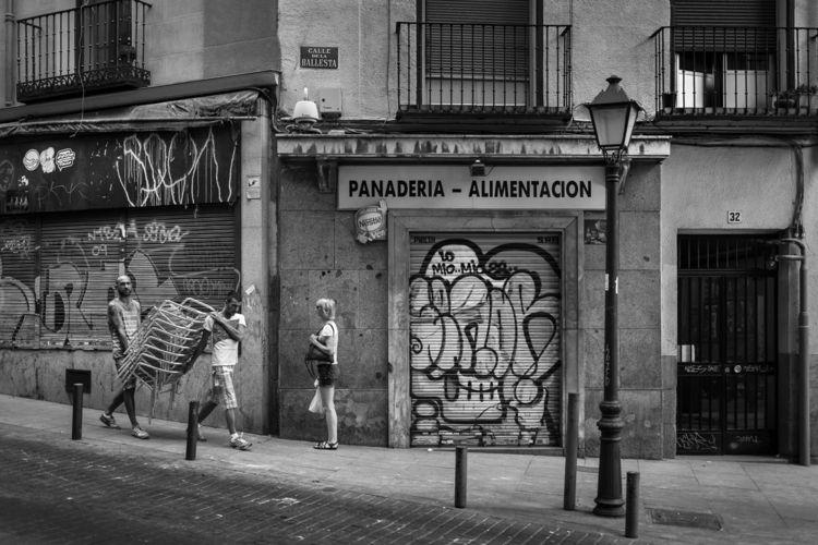 Calle de la Ballesta, 2013.07.2 - crothfoto | ello
