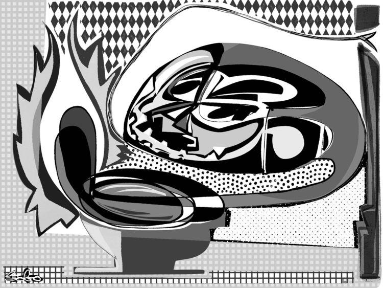 Matisserpentoilet,, Matisse, - bobogolem_soylent-greenberg | ello