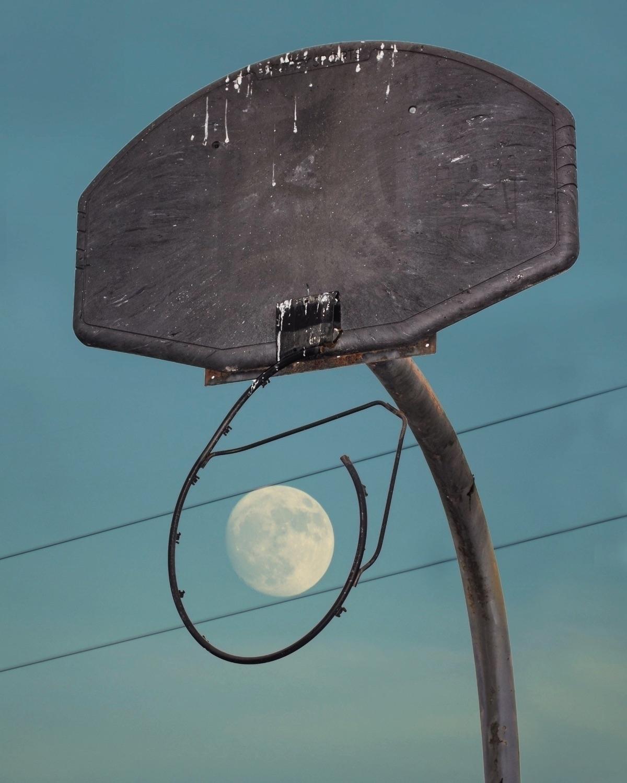 minimal, photography, moon - thesoggyblanket | ello