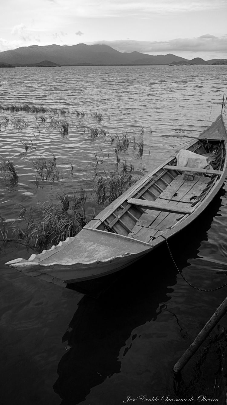 Pescaria - mangrove, blackandwhitephotography - jsuassuna | ello