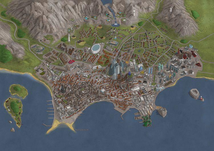 Jorvik City - Star Stable Onlin - robertaltbauer | ello