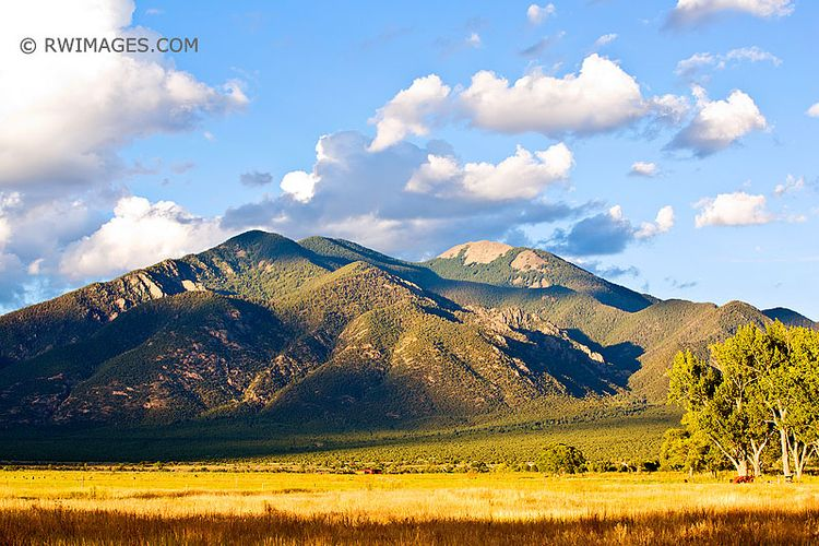 TAOS MOUNTAIN MEXICO LANDSCAPE  - robert-wojtowicz-photography | ello