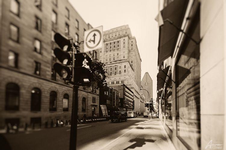 walk empty street - artmen   ello