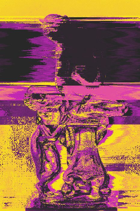experimental, glitch, glitchart - clandestinosignor | ello