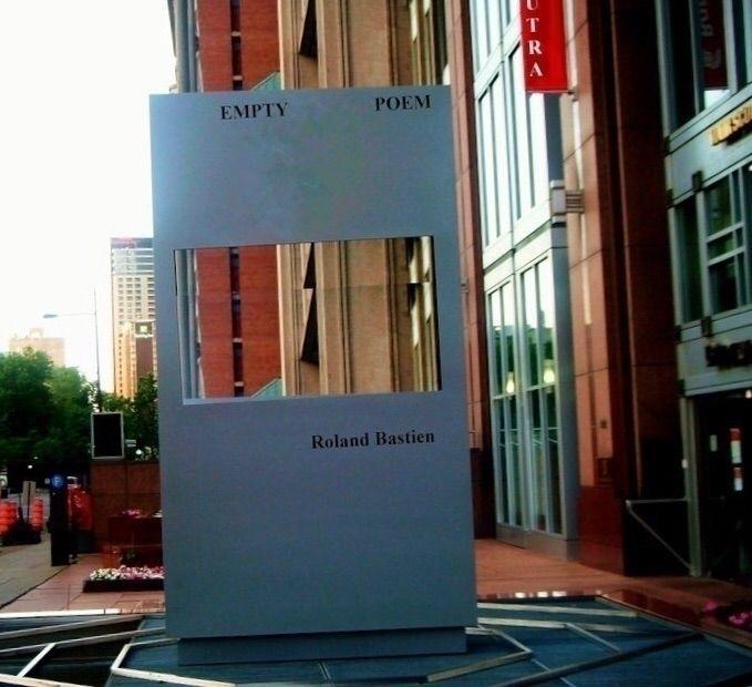 Standing sculpture | Roland Bas - rbastien | ello