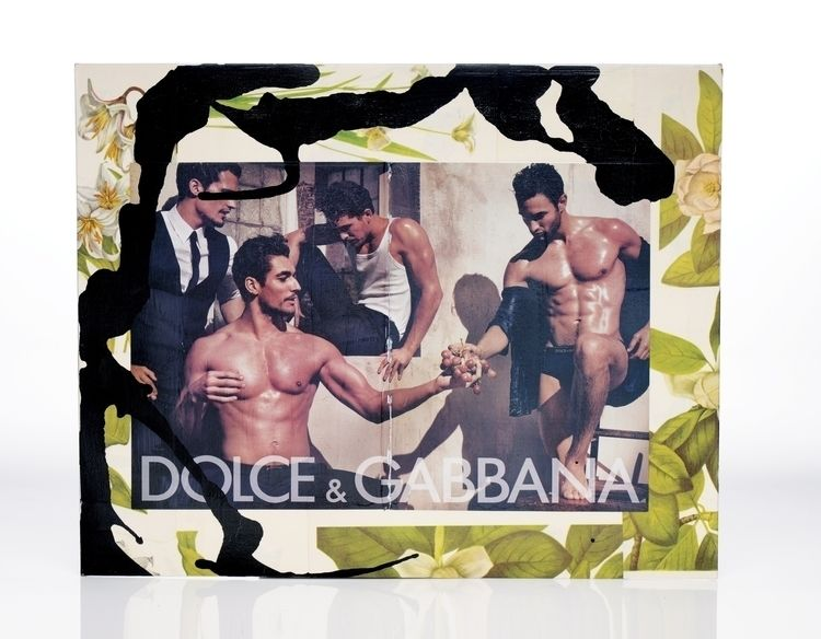 Untitled (Dolce Men) Collage in - precog80 | ello