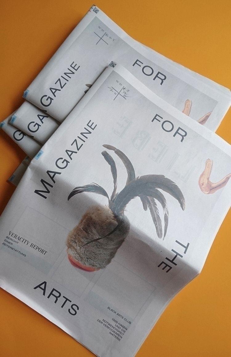 Magazine Arts _ Release Party H - tinavonhase | ello