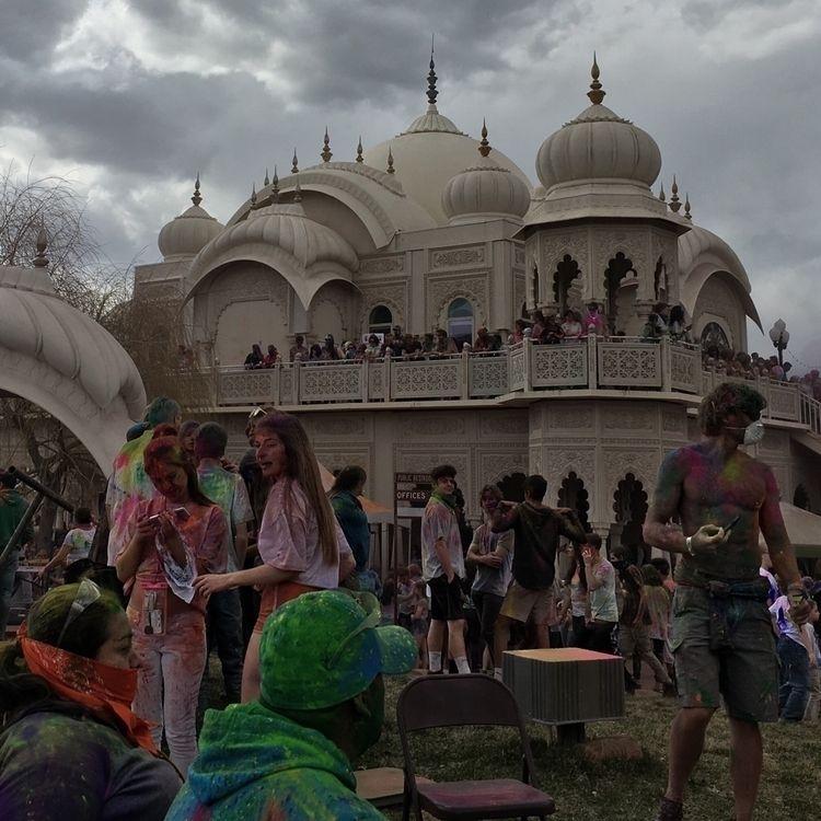 Holi, Festival Colors - theroncouture | ello