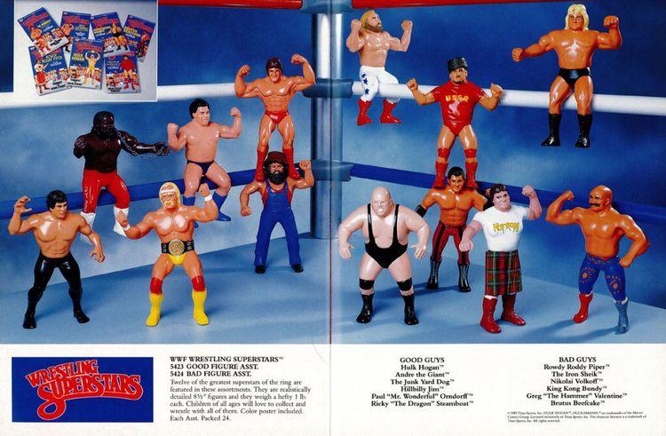 remembers LJN WWF toys - enuffadotcom | ello