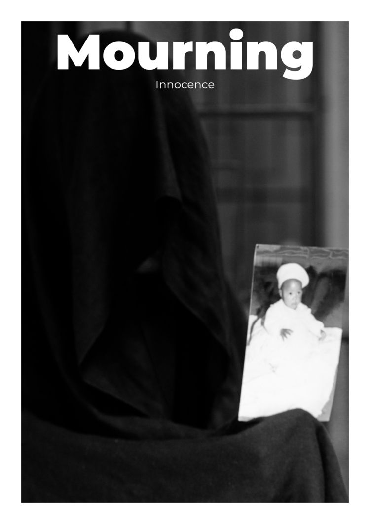 Mourning Innocence - visual con - blacktopp | ello