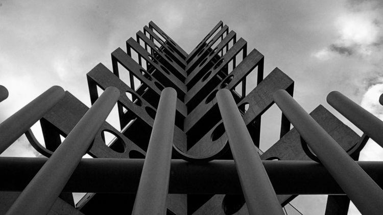 arquitetura, architecture, iron - jsuassuna | ello