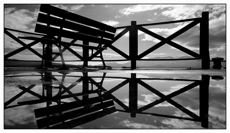 Oluorum brazil - sky, reflection - jsuassuna | ello
