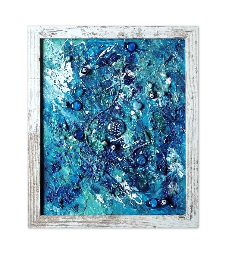 Sweet Dreams 27 33 3 cm framed  - artizmoksa | ello