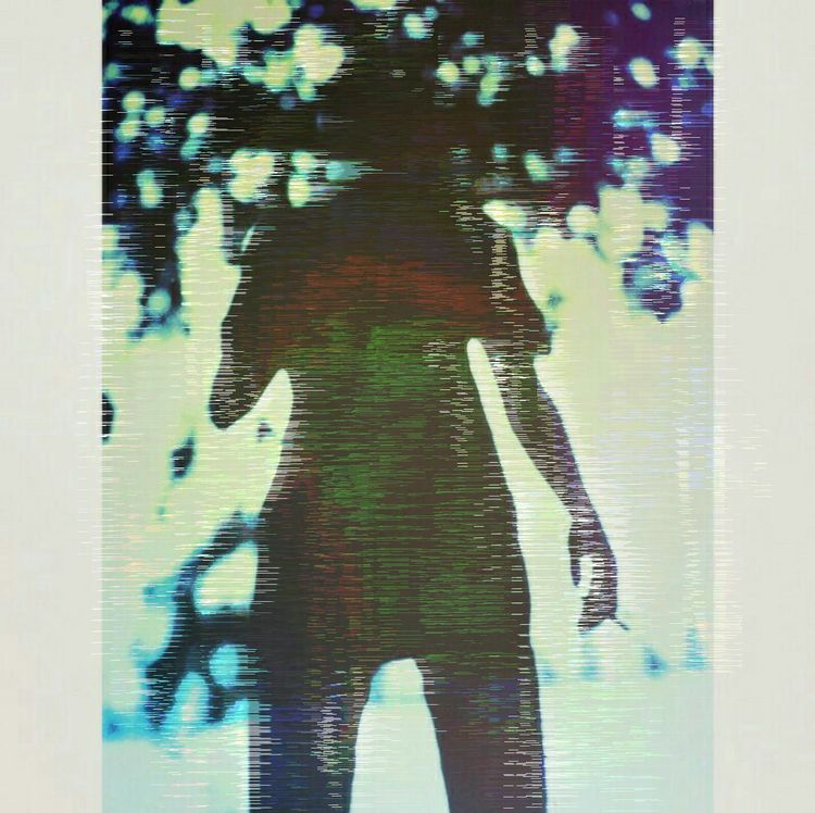 portrait image - shadow, glitch - juanbiet | ello