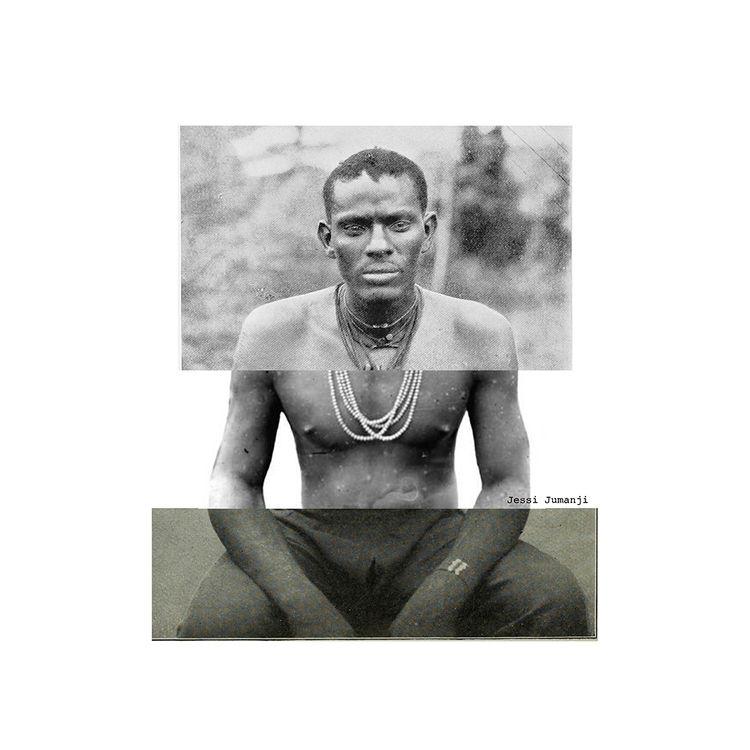 AfroMontage pt.1 Digital collag - jessijumanji | ello