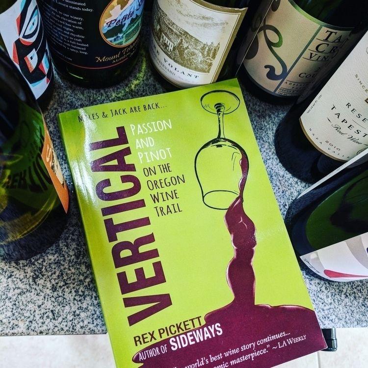 fun book. worthy sequel - wine, ellowine - soif   ello