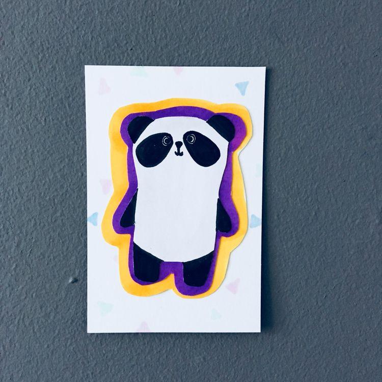 Pandi panda - spirit animals Pa - studiomalu   ello