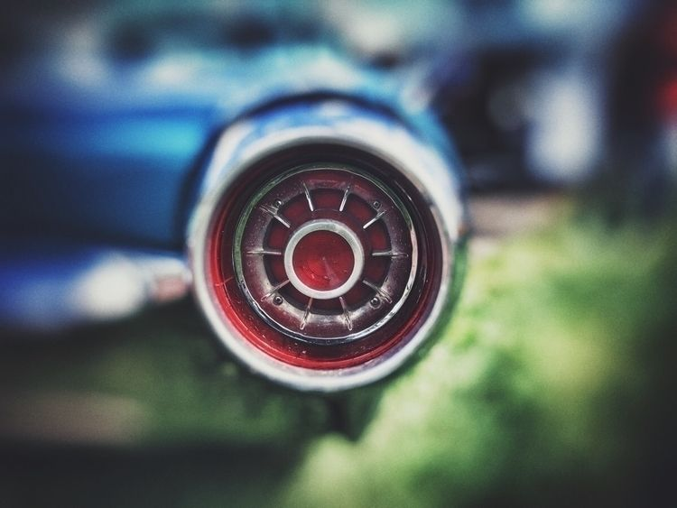 Tail light - fineartphotography - hollingsworth | ello