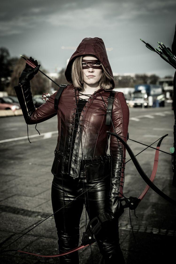 cosplay, arrow, photography, model - olligraphy | ello