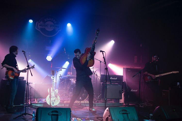 Javier Dorado Lovely Band - andrewgallegophotography | ello