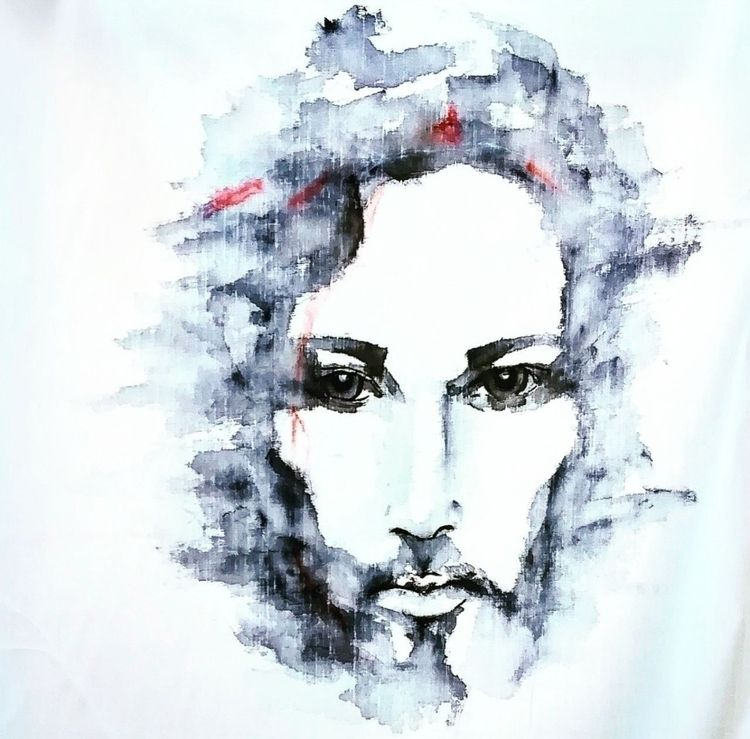 semanasanta, sudario, art, crucifixion - carherbo | ello