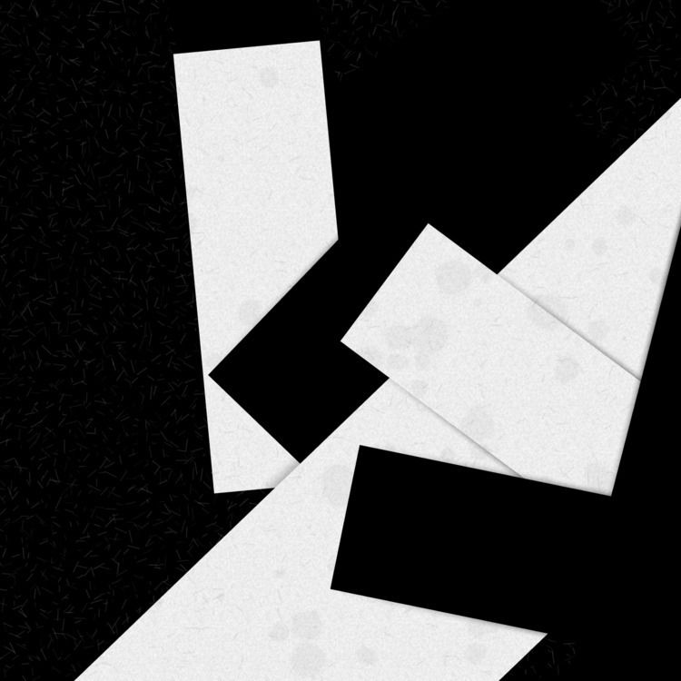 Black - processing, generativeart - armdz | ello