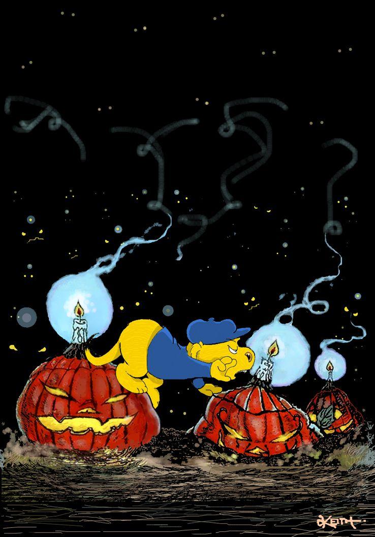 Ferald Rotten Pumpkins - ferret - ferald | ello