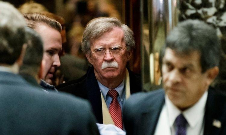 John Bolton: extreme dangerous  - valosalo | ello