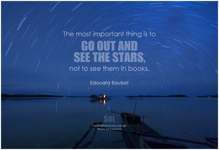 important stars, books. - Edoua - symphonyoflove   ello